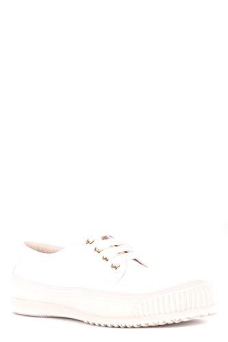 Hogan Mujer MCBI148569O Blanco Tela Zapatillas