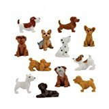 Adopt a Puppy Figures - Lot of 20 Vending Machine Toys ()