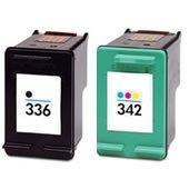 40 opinioni per Prestige Cartridge 2 x HP 336 / HP 342 Cartucce d'Inchiostro Compatibile per