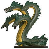 D & D Minis: Fen Hydra # 55 - Dungeons of Dread