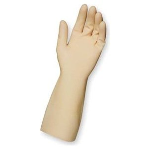 Cleanroom Gloves, Size 6, 20 mil, PR 72