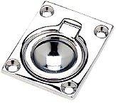 New Seachoice Flush Ring Pull-1 3/4X1 3/8Cp Scp 36601 - Seachoice Flush Ring Pull