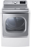 LG DLGX7701WE SteamDryer 9.0 Cu. Ft. White With Steam Cycle Gas Dryer Top Price