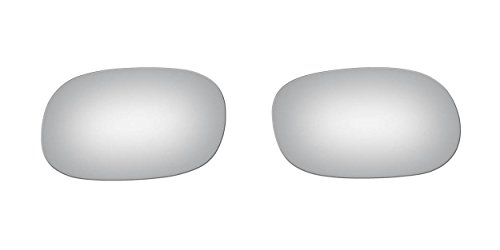 Electra Mirror Buick Glass - Burco Left & Right Mirror Glass for Electra, Corvette, El Camino, Impala, Malibu