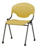 Ofm Rico - Armless Stacking Chair -305 - Ofm Armless Stacking Chair