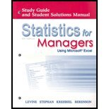 Statistics for Managers Using Microsoft® Excel