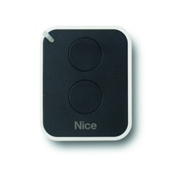 Nice ON2E/A Two Button Transmitter (Works Only With NICE RB400 & NICE RB1000 Gate