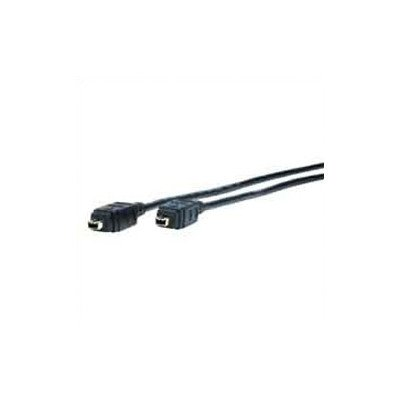 HR Pro Series IEEE 1394 Firewire Cable - 4 Pin Plug to 4 Pin Plug Length: 25ft.
