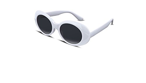 Boogafas Sunglasses Oval (white) (Marco Eyewear Sunglasses)