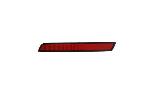 - Chevy Malibu Driver Side Replacement Rear Bumper Reflector