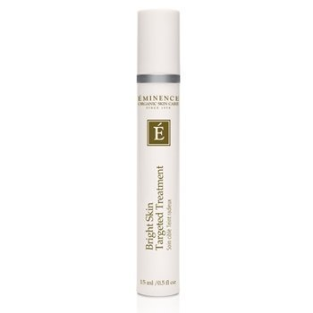 Eminence Bright Skin Targeted Treatment - 0.5 oz by Eminence Organic Skin Care