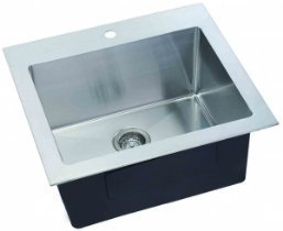 Lenova SS-LA-01 Hand Made Stainless Steel Laundry Sink by Lenova by Lenova