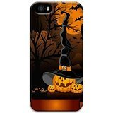 iPhone 6 plus/6S plus (5.5 inch) Case Halloween Pumpkins Witch Hat PC Hard Case For Apple iPhone 6 plus/6S plus (5.5 inch)