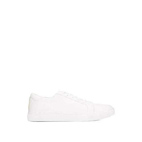 Kenneth Cole New York Techni-Cole? Women's Kam Leather Sneaker White from Kenneth Cole New York