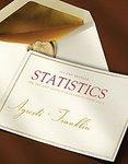 Statistics Instructor's Solutions Manual 9780135132036