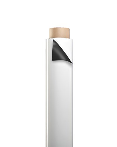 24' X 10' Roll Inkjet Printable Magnetic Sheeting - 15 mil - Thin Magnet with High Energy