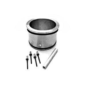 EMCO WHEATON 493391 Kit, Drop Tube Riser Collar Buna for A0020, 4'' by EMCO Wheaton