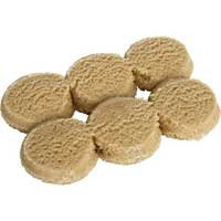 Delicious Essentials Butter Sugar Cookie Dough, 1.5 Ounce -- 240 per case. by Otis Spunkmeyer