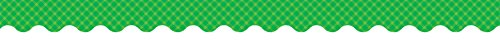 Creative Teaching Press Green Gingham Border (8416)