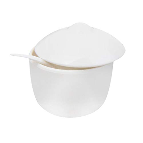 Brosco Dollhouse Miniature Kitchen Soup Tureen Pot Bowl with Lid Spoon 12th Scale