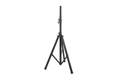 Gemini Series ST Professional Audio DJ Fold-Out Telescoping Tripod Stands Up to 80