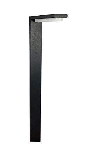 LUMiON Outdoor Lighting Edge 90 Degree LED (Stainless Steel) Path/Area Light Black Finish 21