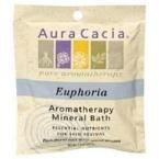 Euphoria Aromatherapy Mineral Bath (Aromatherapy Mineral Bath - Euphoria, Packets, 6 Units / 2.5 oz)