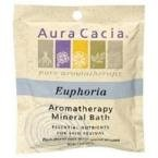 Aromatherapy Mineral Bath - Euphoria, Packets, 6 Units / 2.5 oz
