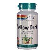 SOLARAY Желтый Dock 500 мг - 100 - капсула