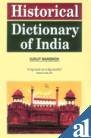 Download Historical Dictionary of India pdf epub