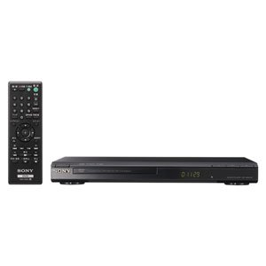 소니 DVD플레이어 DVP-SR200P