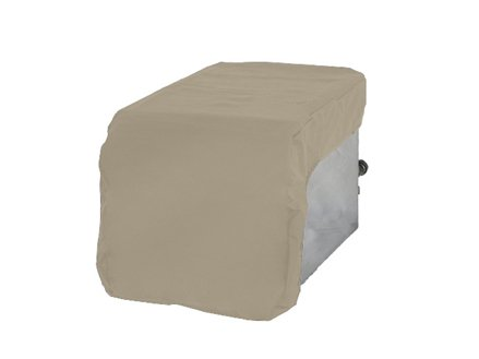 Covermates - Side Burner Cover - 13W x 16.5D x 11.5H - Elite Collection - 3 YR Warranty - Year Around Protection - Khaki ()