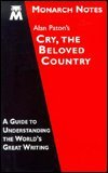 Download Alan Paton's Cry, the beloved country (Monarch notes) in PDF ePUB Free Online