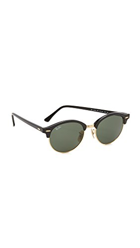 Ray-Ban-Womens-Round-Clubmaster-Sunglasses
