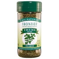 Thyme Leaf Whole Organic - 1 lb ( Multi-Pack)
