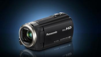 Megazoom Full HD Camcorder mit WiFi