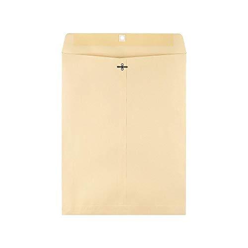Bx Manila - Staples 122150 Clasp Extra-Heavyweight Envelopes 12