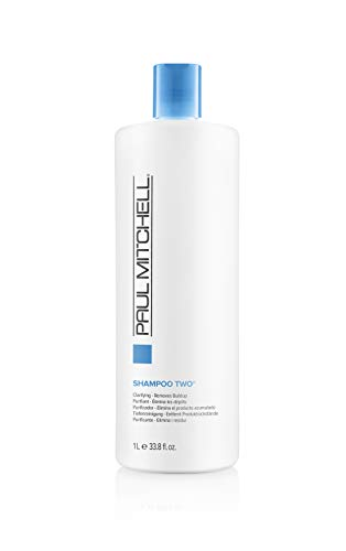 Paul Mitchell Shampoo Two, 33.8 Fl Oz