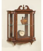 Butler Specialty 1927024 Curio Wall Mounted Shelf, Plantation [Kitchen] # - Butler Wall Curio