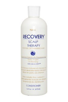 Amazon Com Nairobi Recovery Scalp Therapy Conditioner For Unisex 16 Ounce Standard Hair Conditioners Beauty