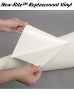 New - Rite Markerboard Replacement Surface (8 ft. W x 4 ft. H) by Best-Rite
