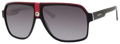 Carrera Sunglasses Carrera 33 / Frame: Black Crystal White Lens: Gray Gradient