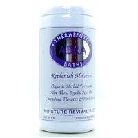 Moisture Revival Bath-Sunflowers & Rose Petals Abra Therapeutics 17 oz Powder