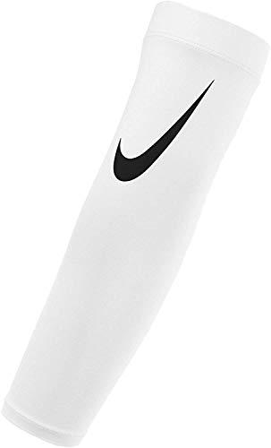 Nike Pro Adult Dri-FIT 3.0 Arm Shiver (White/Black)