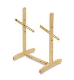 Trestle Floor Stand For Flip Loom by Schacht Spindle (Image #1)