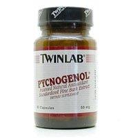 Twinlab Pycnogenol - 50 mg - 60 Capsules