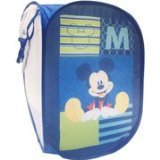 Disney Mickey Mouse Pop-Up Hamper - Mickey Basketball