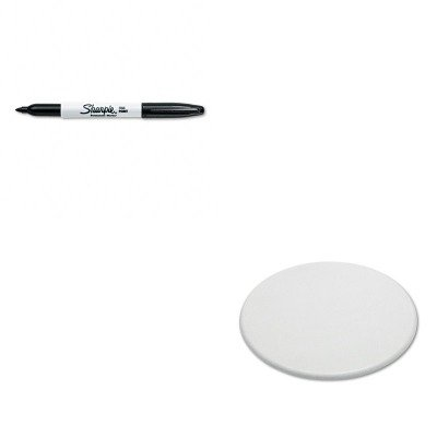 KITICE65047SAN30001 - Value Kit - Iceberg OfficeWorks 36amp;quot; Round Table Top (ICE65047) and Sharpie Permanent Marker (SAN30001) - Officeworks 36 Round Tabletop