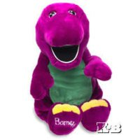 [Dakin Barney Original from the Lyons Group large] (Barney Costume For Baby)