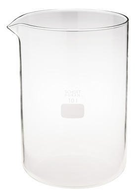 CG-1104-04 - 15 L (507.21 oz.) - Duran Beakers, Heavy Wall, Chemglass - Each